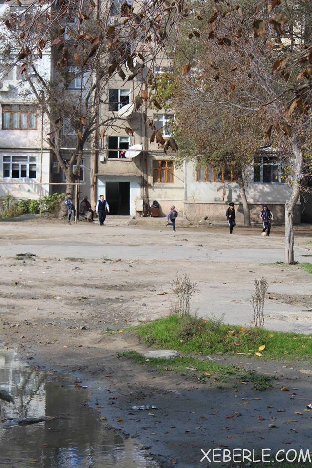 Sumqayıt sakinləri şəhər İcra Hakimiyyətinə şikayət edir – VİDEO (FOTOLAR)